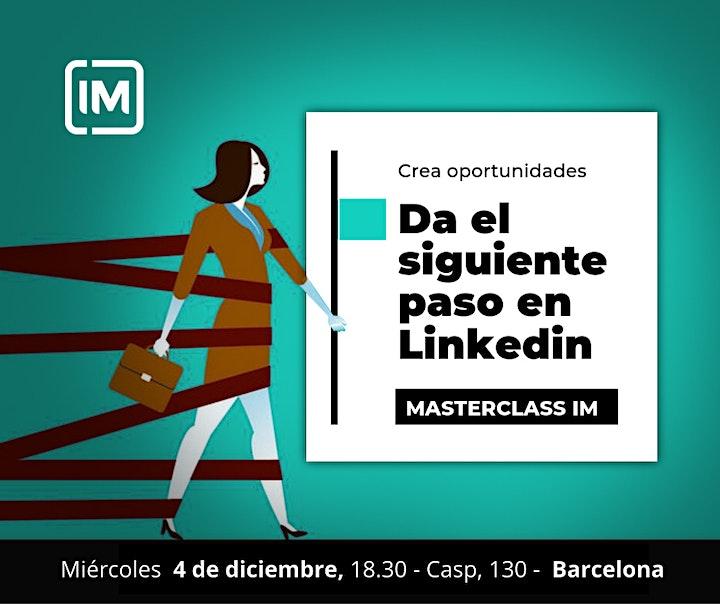 Imagen de Da el siguiente paso en LinkedIn:  Gestiona tu marca personal