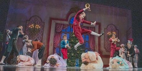 Nutcracker Tea Party with Lexington Ballet Co. @ The Kentucky Castle tickets