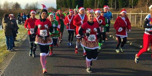 Armagh Christmas Cracker Marathon, Half Marathon & 10K 2019