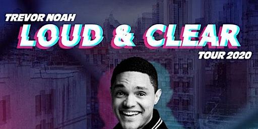 Trevor Noah Loud and Clear Tour