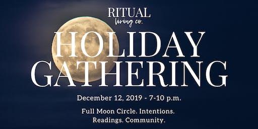 RITUAL Living Co. Holiday Gathering