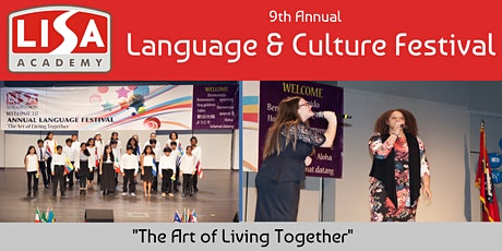 LISA Academy 9th Annual Language and Culture Festival tickets