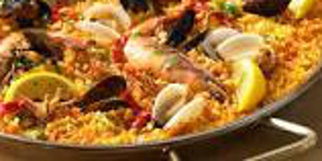 Seafood Paella 101 - SOLD OUT tickets
