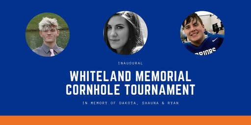 Whiteland Memorial Cornhole Tournament