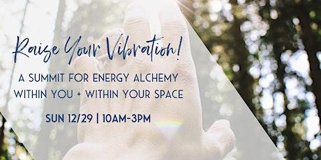 Raise Your Vibration Summit tickets