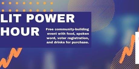 LIT Power Hour tickets