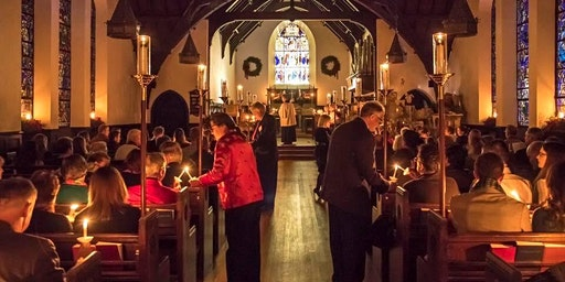 Contemplative Celtic Evensong, Thursdays in Advent