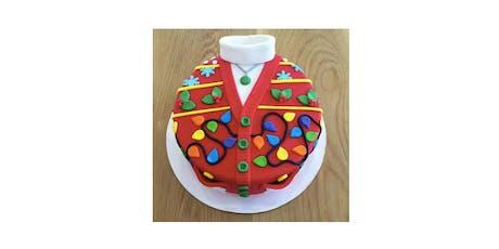 Ugly Sweater Cake Decorating Holiday Party (Tarzana) tickets