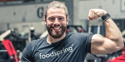 First training in Bordeaux by foodspring