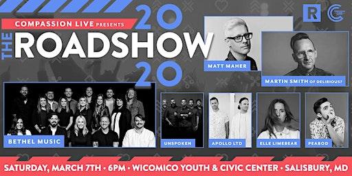 VOLUNTEER - Roadshow 2020 - Salisbury, MD- 3/7/20