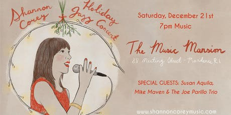 Shannon Corey Holiday Jazz Concert tickets