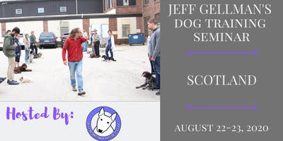 Scotland - Jeff Gellman's Dog Training Seminar