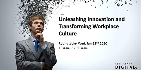 Innovation  Morning Roundtable tickets