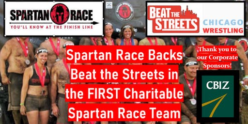 Beat the Streets Chicago Spartan Race Fundraiser