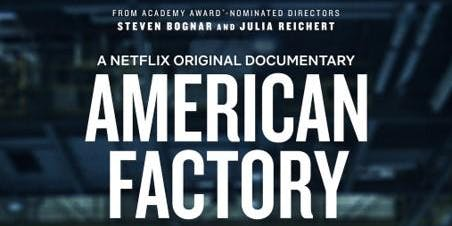 American Factory: Documentary Screening and Panel Discussion