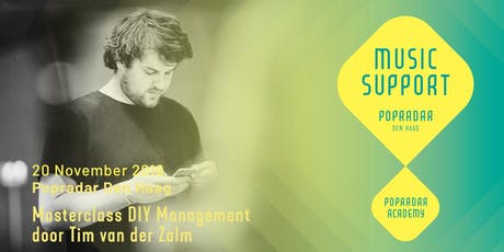 Popradar Academy | Masterclass DIY Management tickets