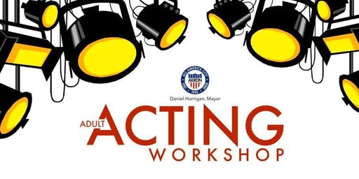 Adult Acting Workshop