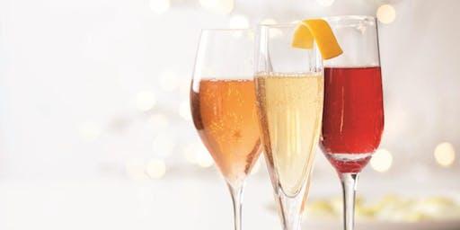 Tasting Seminar: Sparkling Cocktails