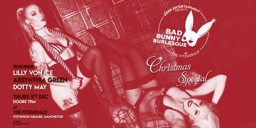 Bad Bunny Burlesque - Christmas Special