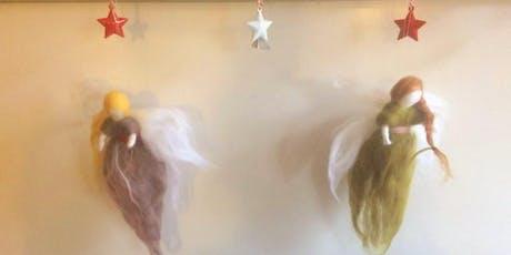 Felt Angel Christmas Workshop tickets