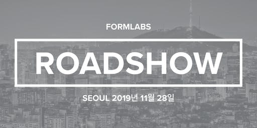 Formlabs Korea Roadshow 2019