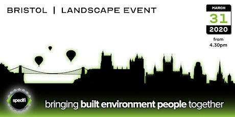 Specifi Bristol - LANDSCAPE EVENT tickets