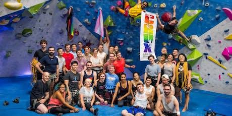 CRUX LGBTQ Climbing - Monday Night Heights tickets