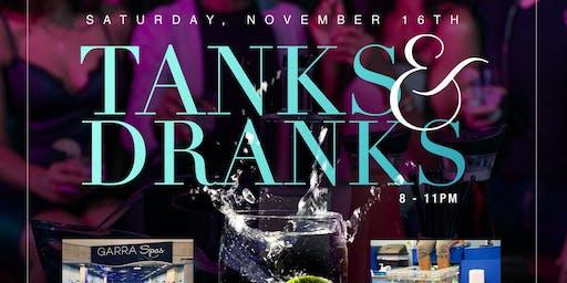 Tanks & Dranks: Sponsored by Effen Vodka