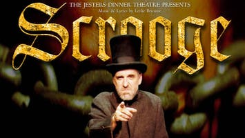 """Scrooge: Bah Humbug!"""