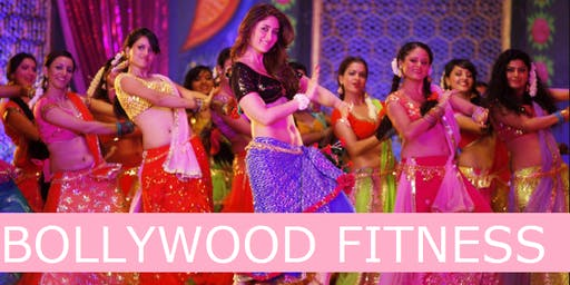 Introductory Pass - Women's Bollywood Dance Fitness (Annex)