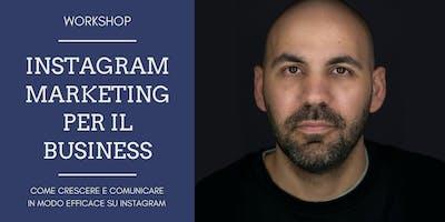 Instagram Marketing per il tuo Business [Workshop]