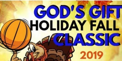 God's Gift Holiday Fall Classic