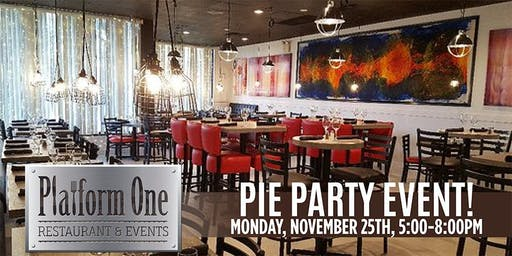 Pie Party Event!