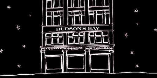 Salon VIP La Baie d'Hudson