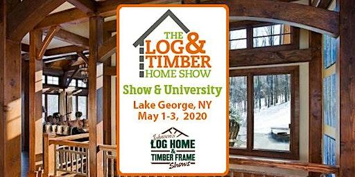 Lake George, NY 2020 Log & Timber Home Show