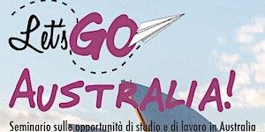 Let's go Australia!