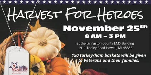 Harvest for Heroes | Livingston County