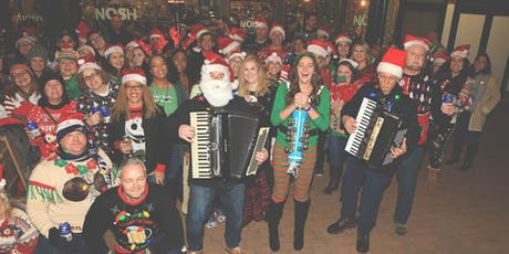 3rd Annual Downtown Springfield Ugly Sweater Pub Crawl tickets
