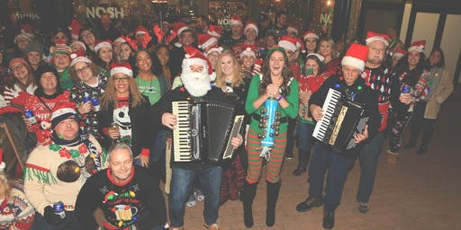 3rd Annual Downtown Springfield Ugly Sweater Pub Crawl