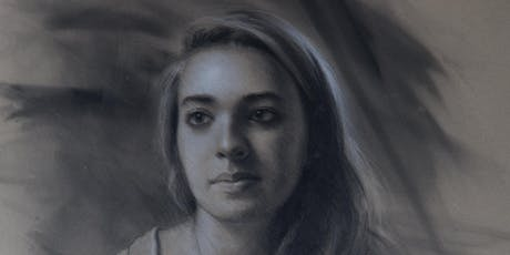 Charcoal & Chalk Portrait Workshop tickets