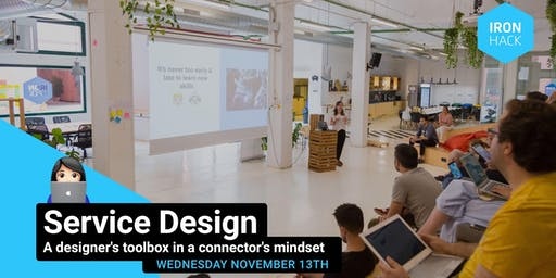 Service Design – A designer's toolbox in a connector's mindset