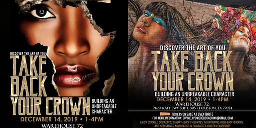 DISCOVER THE ART OF YOU - TAKE BACK YOUR CROWN