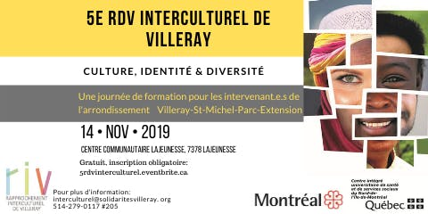 5e Rendez-vous interculturel de Villeray