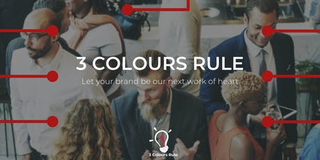 3 Colours Rule Tech Network Event tickets