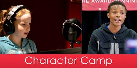 Character Camp: An Acting Program tickets