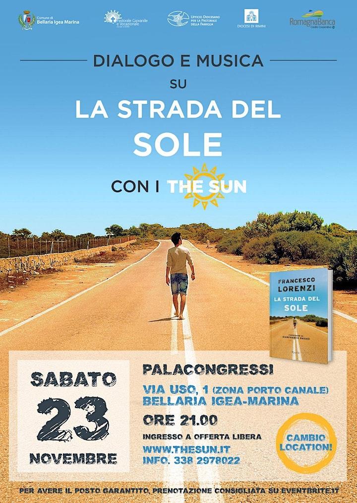 """Immagine The Sun: dialogo e musica su """"La strada del Sole"""""""