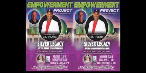 Empowerment Project - Motivate, Inspire, Build with ET the Hip Hop Preacher