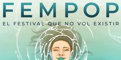 FemPop, el festival que no vol existir