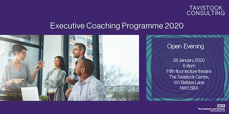 Open Evening  - Tavistock Consulting Executive Coaching Programme tickets