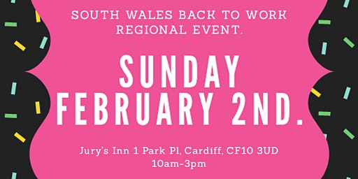 South Wales back to work event